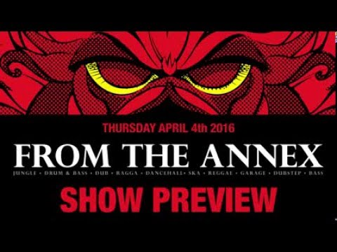 From The Annex: 04.14.16 Show Preview on WERA 96.7FM Arlington