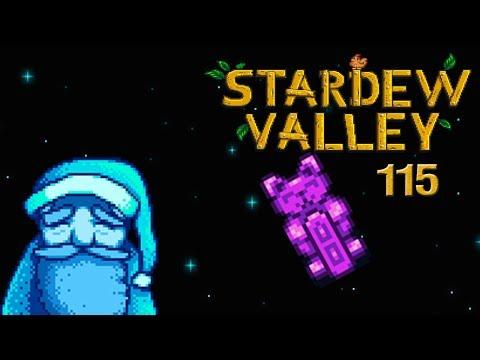 STARDEW VALLEY • #115 - Ein Geschenk von Opa   Let's Play