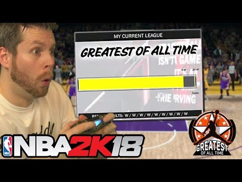 What Happens if you Beat NBA 2K18?