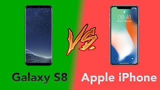 iPhone vs Galaxy s8 - dlaczego zerwałem z Apple