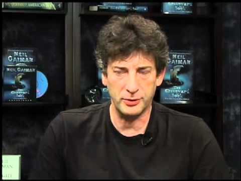 Neil Gaiman on Audiobooks