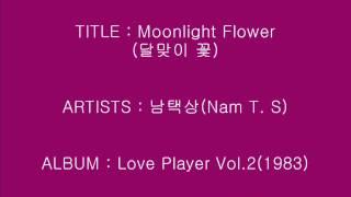 Moonlight Flower(달맞이 꽃) - 남택상(Nam T. S)_Instrumental