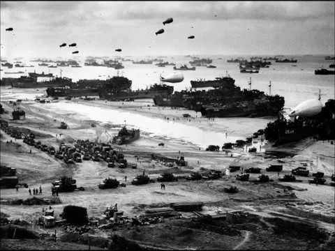 SELFRIDGE MILITARY AIR MUSEUM_WWII_D-DAY_EXCERPTS_NBC RADIO REPORTS VIA NYC- 06JUNE1944