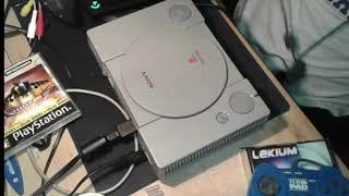 Mise en garde et lire un jeux gravé sur sa PS1 sans puce