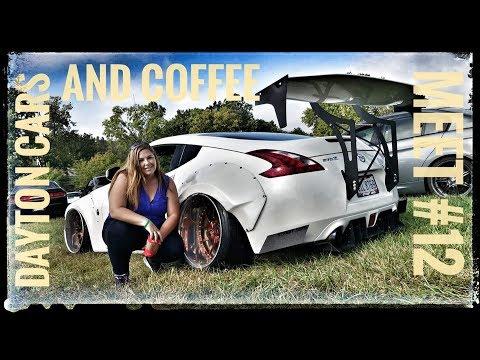 Dayton Cars And Coffee Meet #12