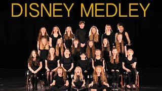 Amazing Young Singers Perform DISNEY Medley