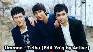 Ummon - Telba (Edit Yo'q by Active)(BIZNING EDIT KANALGA QO'SHILING: http://www.youtube.com/subscription_center?add_user=studiouzbekona., 2014-01-18T13:03:20.000Z)