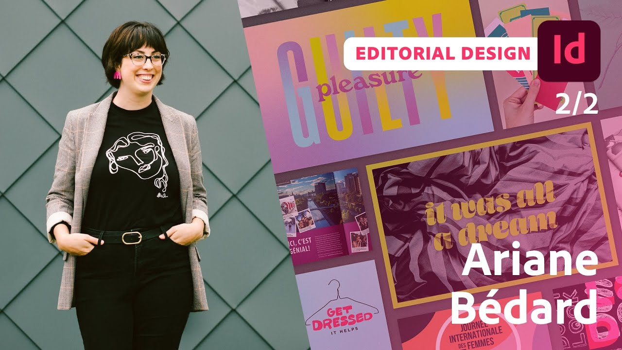 Creating a Typographic Zine with Ariane Bédard - 2 of 2