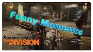 The Division - Funny Moments #1 German ( PC-60FPS )