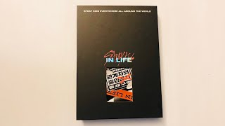 ✨ UNBOXING ✨ STRAY KIDS - IN生 IN LIFE (1st repackage album) (limited edition)