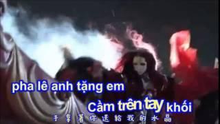 Pha Lê Tình Yêu-karaoke