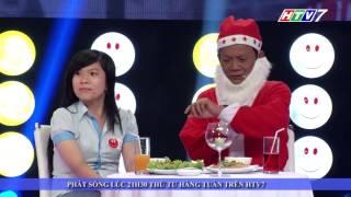 Cười Là Thua - Tập 12 - 24-12-2014 - Thúy Nga, Tấn Hoàng, Thu Trang, và Khánh Nam