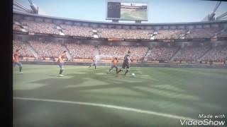 Fifa 17  Bale  goal
