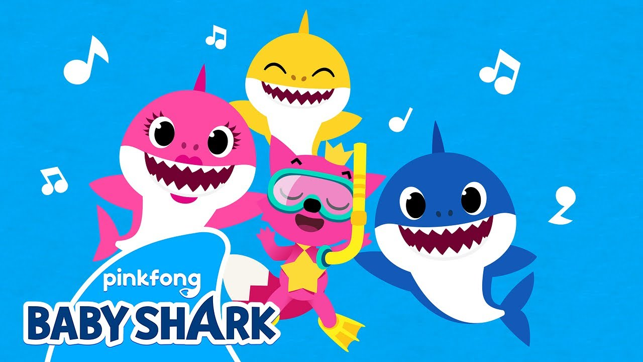 Let's Sing with Pinkfong Baby Shark! | Baby Shark StoryTime Theater | Baby Shark Official