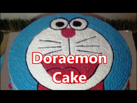 how to make a doraemon