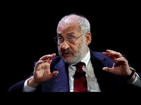 Nobel Prize winning economist Joseph Stiglitz on US economy