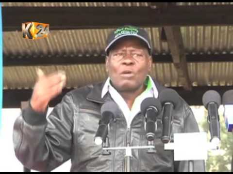 Governor Nderitu Gachagua dismisses threats of impeachment by section of Nyeri MCAs