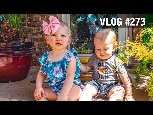 VLOG #273 / Kickin' it with the MILLS! / July 11, 2020