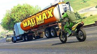 MAD MAX FURY ROAD - GTA 5 ONLINE | AidenShow