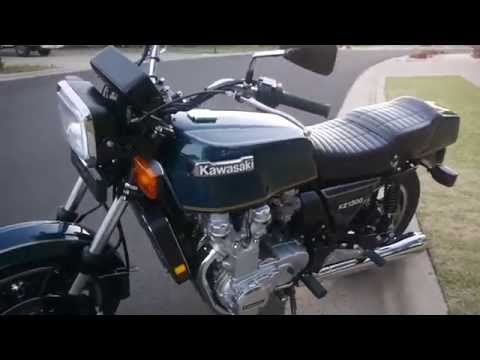 1980 Kawasaki KZ 1300 for sale on eBay