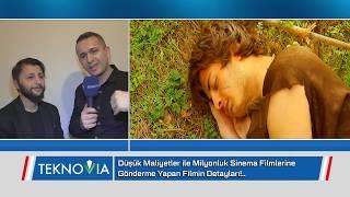 Gambar cover Çok Düşük Maliyetle Milyonluk Filmlere Gönderme Yapan Filmin Ayrıntıları Teknovia