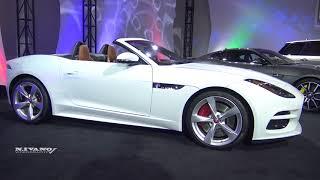 2018 Jaguar R F-Type Cabriolet - Exterior And Interior Walkaround - 2018 Detroit Auto Show