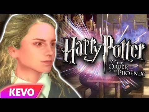 Order of the Phoenix but I fail my exams