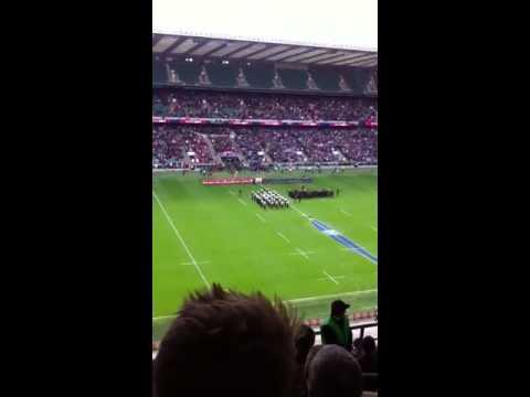 National Anthem - Twickenham