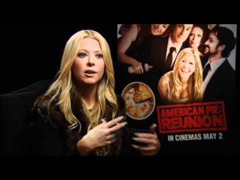 Tara Reid talks American Pie Reunion & Jedward