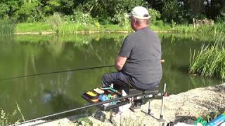 EASY FISHING Beginners Guide to Float Fishing Part 2 Waggler Fishing on a Lake