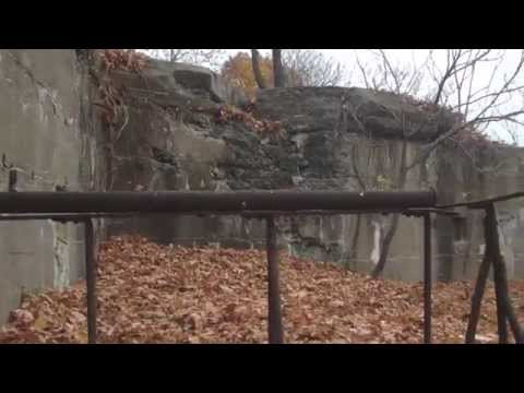Amazing Abandoned  Civil War Fort Exploration in NYC Fort Totten Queens, NY
