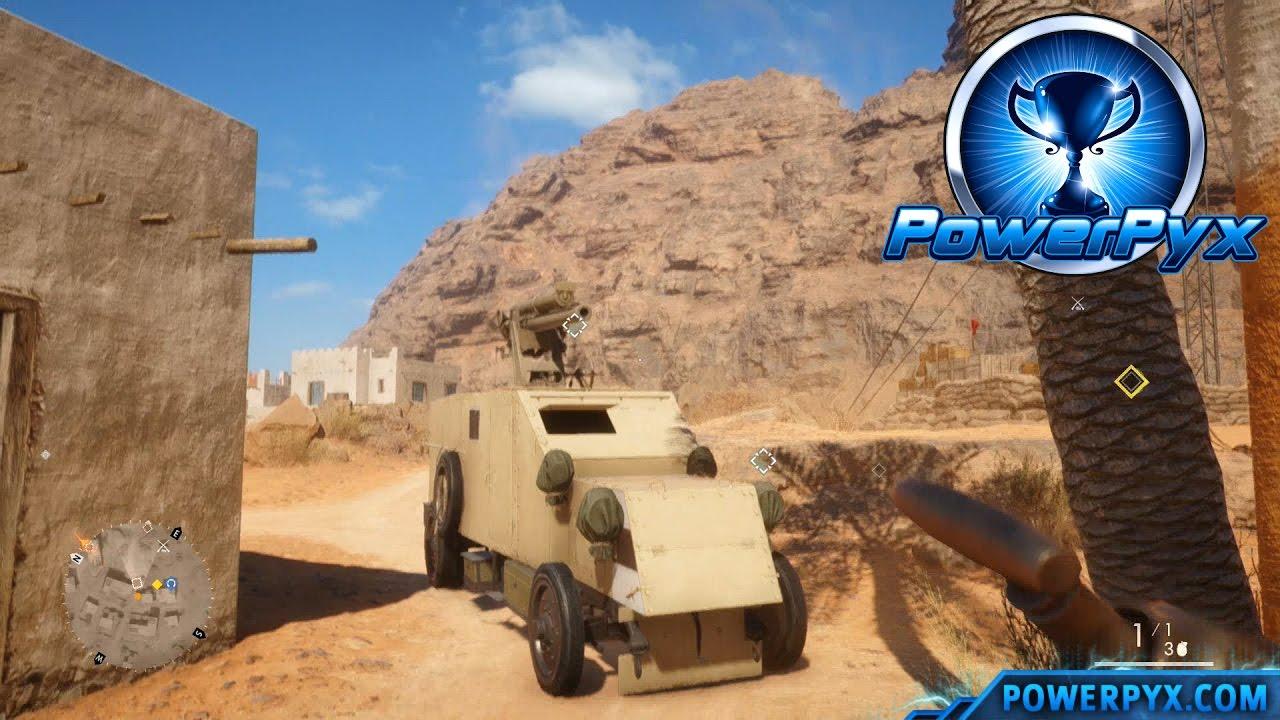 Battlefield 1 Vehicles– Battlefield Official Site
