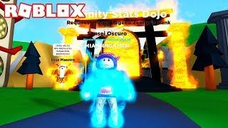 Jugando Ninja Leyens En Roblox Siendo Un Pro Youtube Consigo El Nuevo Elemento Shadowfire De Ninja Legends Roblox