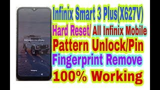Infinix All Mobile 9 0 Frp Unlock Without Pc|| Infinix Smart 3 Plus