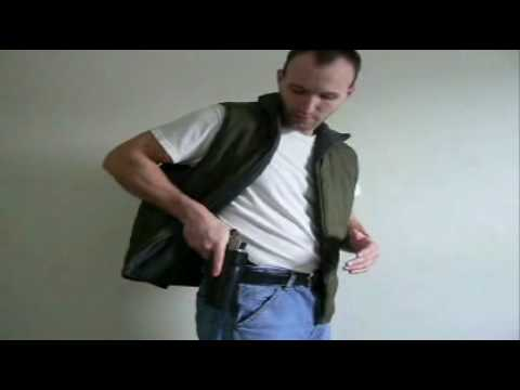 Galco Holster: C C P  (Concealed Carry Paddle)
