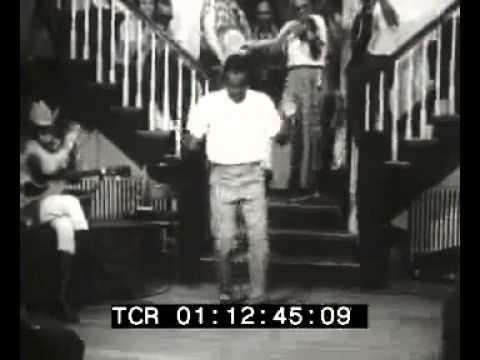 "Alphonse ""Bois Sec"" Dancing 1965 Newport Folk Festival"