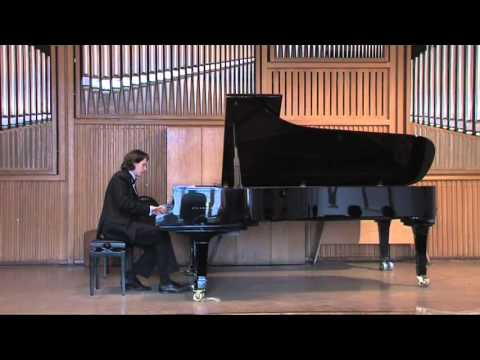 Artem Borissov plays Chopin's Etude no. 1 op. 10