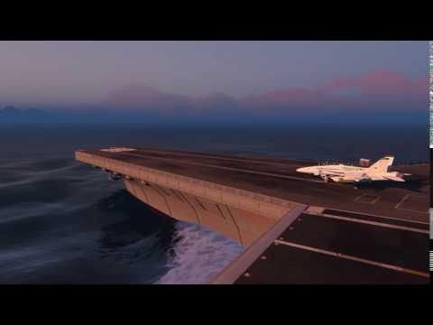 CATOBAR Script Beta Test #2 - Grand Theft Auto v