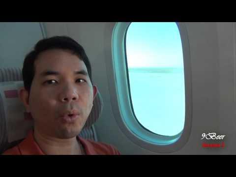 รีวิวสายการบิน JAL จาก Haneda ถึง Bangkok เปลี่ยนเครื่องที่ Nagoya