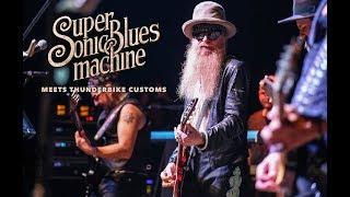 Thunderbike Harley-Davidson Meet & Greet ZZ Top Billy F. Gibbons