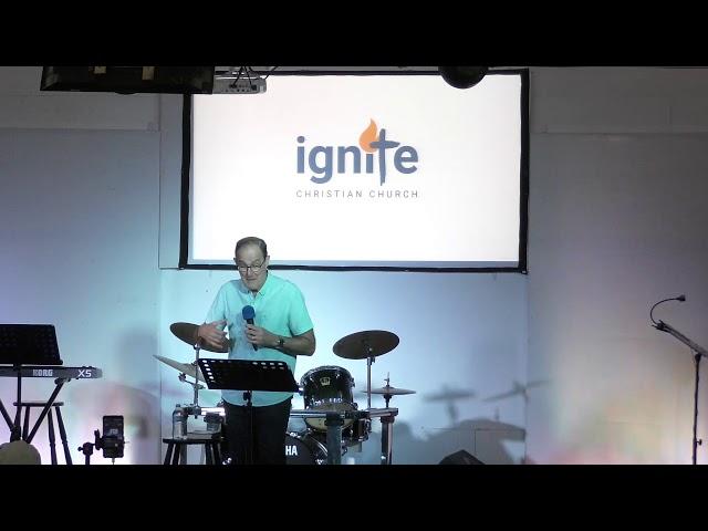 Dr Chas Gullo - The Kingdom of God