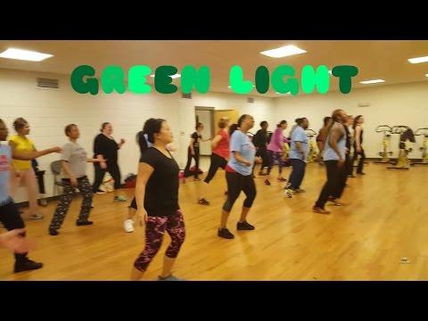 John Legend - Green Light ft. Andre 3000 - I.Robics ®