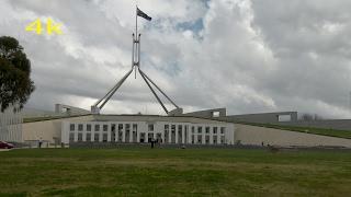 Parliment Zone Canberrra Australia (UHD)