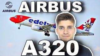 Der AIRBUS A320! AeroNewsGermany