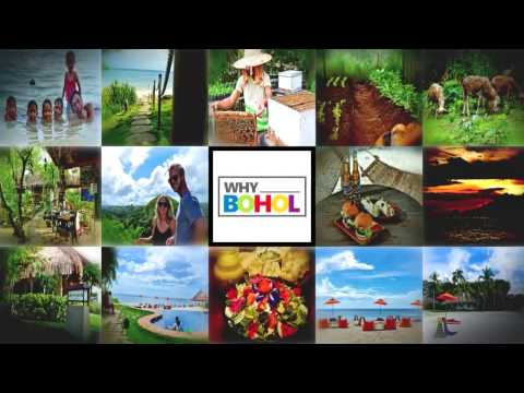 Bohol's Breath Taking Countryside Video Tour