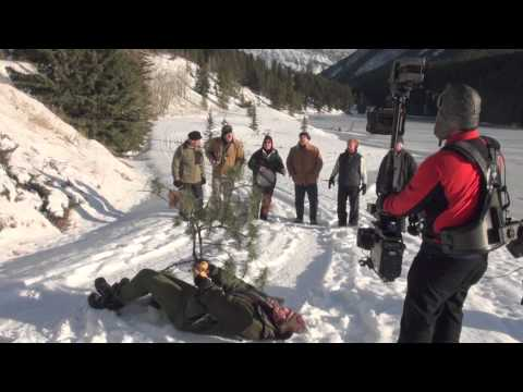 Christmas Medley, The Irish Rovers Filming in Banff