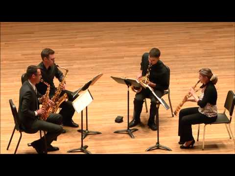 Zzyzx Quartet plays