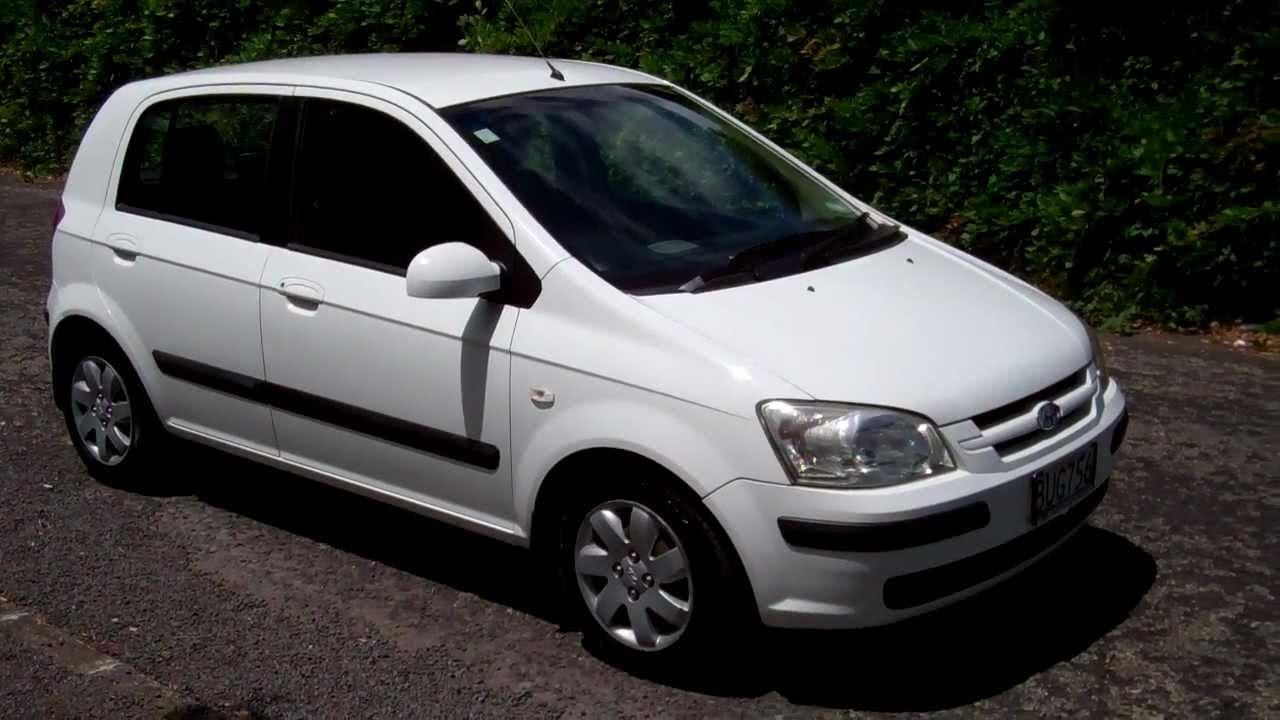 2004 Hyundai Getz Gl 1 Reserve Cash4cars Cash4cars