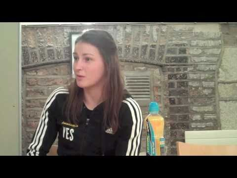 Katie Taylor interview for Boards.ie - part one