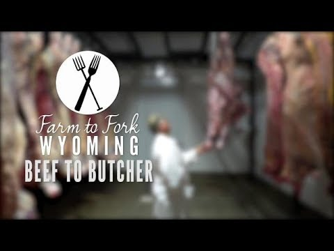 Beef To Butcher - Farm to Fork Wyoming